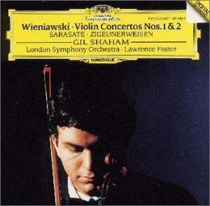ヴィエニャフスキ/ヴァイオリン協奏曲 第1番 嬰ヘ短調 作品14